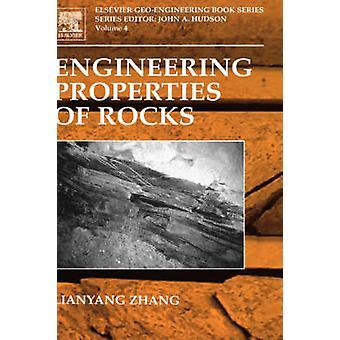 Engineering Properties of Rocks by Zhang & Lianyang