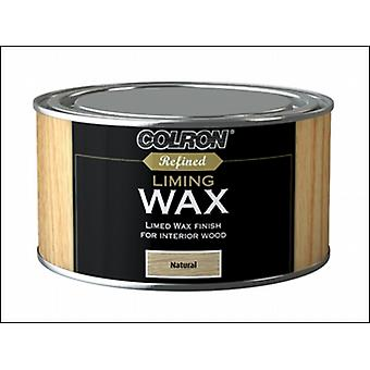 COLRON REFINED FINISHING WAX CLEAR 325 G