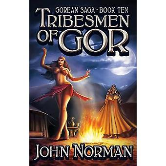 Tribesmen of Gor by Norman & John