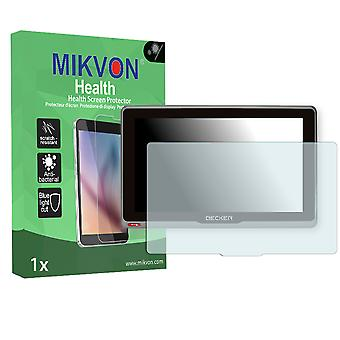 Becker transit.7 SL Screen Protector - Mikvon Health (Retail Package with accessories)