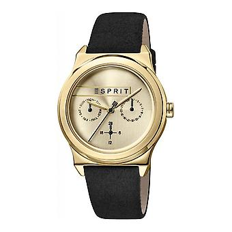 Esprit ES1L077L0025 Magnolia Multi Gold Black Women's Watch