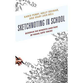 Sketchnote na escola-Descubra os benefícios (e diversão) do Visual não