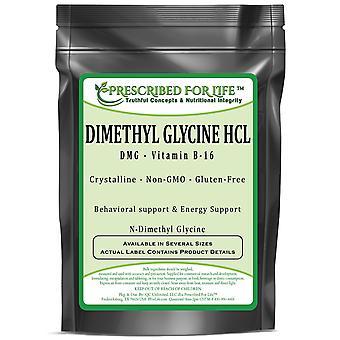 Dimethyl Glycine HCL - DMG - Vitamin B16 Powder