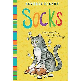 Socks by Beverly Cleary - Beatrice Darwin - 9780380709267 Book