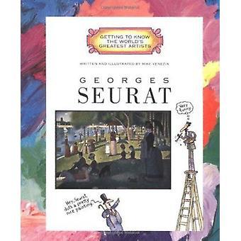 Georges Seurat by Mike Venezia - Mike Venezia - 9780516278131 Book