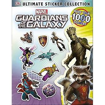 Ultimate Sticker Collection - Marvel's Guardians of the Galaxy by DK -