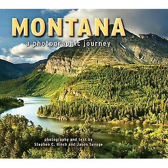 Montana - A Photographic Journey by Steve Hinch - 9781560377023 Book