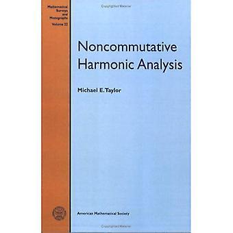 Noncommutative Harmonic Analysis