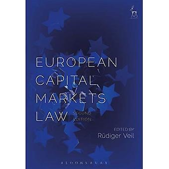 Europese kapitaalmarkten de wet: Tweede editie van