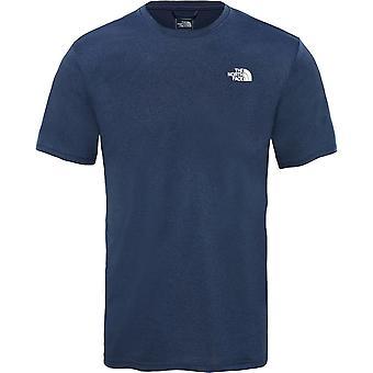 North Face tåg N logo hybrid T93UWRAVM män t-shirt