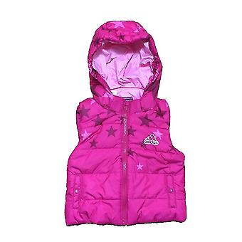 Adidas Infant Girls Kids Jacket