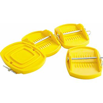 Brunner Carapad Caravan Supporting Plates (Pack Of 4)