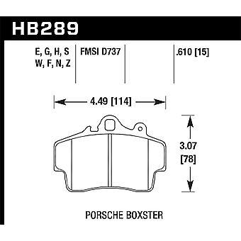 Hawk Performance HB289Z.610 PC