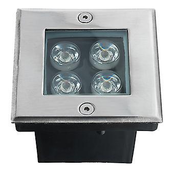 Cree LED Ground Spot | Lämmin valkoinen | 4 Watt