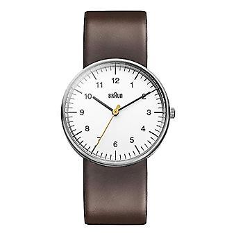 Braun Uhr Mann Ref. BN0021WHBRG