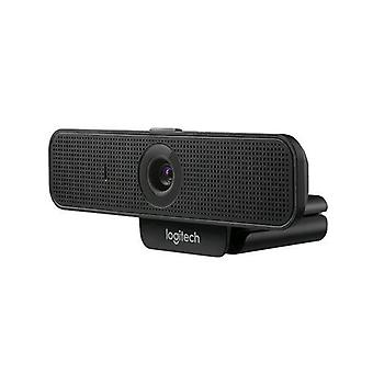 Logitech c925e webcam 1920 x 1080 pixel usb 2.0 colore audio nero